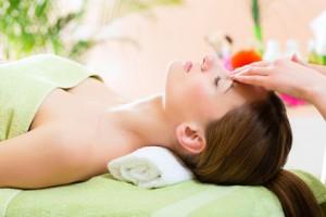 Wellness massage in the Hotel Waldesruh
