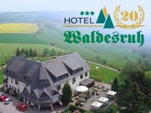 20 Jahre Hotel Waldesruh – Jubiläumsarrangement